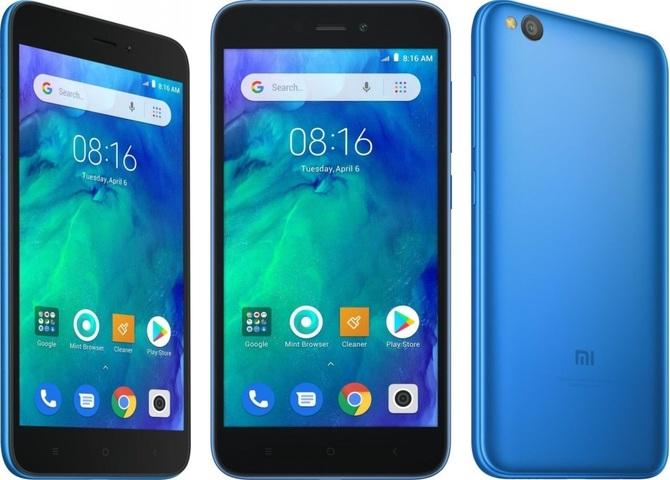 Xiaomi Redmi Go - debiutuje tani smartfon z Androidem Go [2]