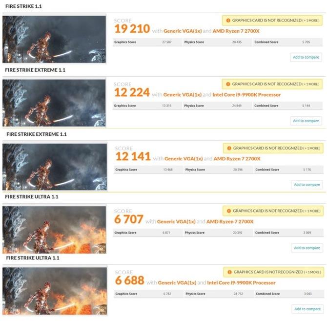AMD Radeon VII - testy wydajności w 3DMark i Final Fantasy XV [2]