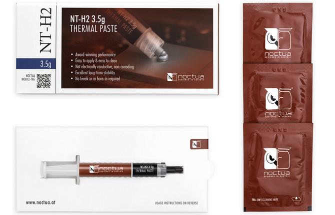 Noctua NT-H2 - Pasta termoprzewodząca nowej generacji [3]