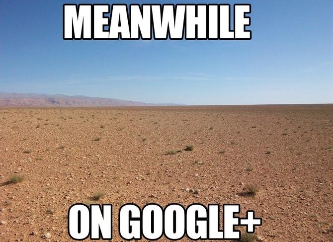 Od 2 kwietnia wszystkie konta na Google+ będą zamknięte [1]