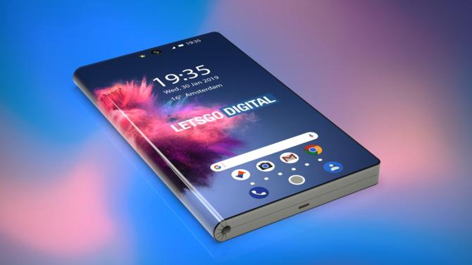Składany smarfon od Huawei zadebiutuje na MWC 2019 [2]