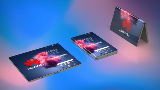 Składany smarfon od Huawei zadebiutuje na MWC 2019 [3]