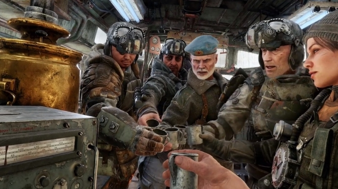 Dmitrij Głuchowski: stoję i patrzę, jak Metro Exodus jest zabijane [2]