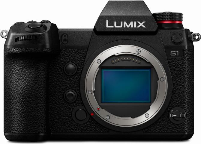 Panasonic Lumix S1 i S1R - kolejne pełnoklatkowe bezlusterkowce [2]