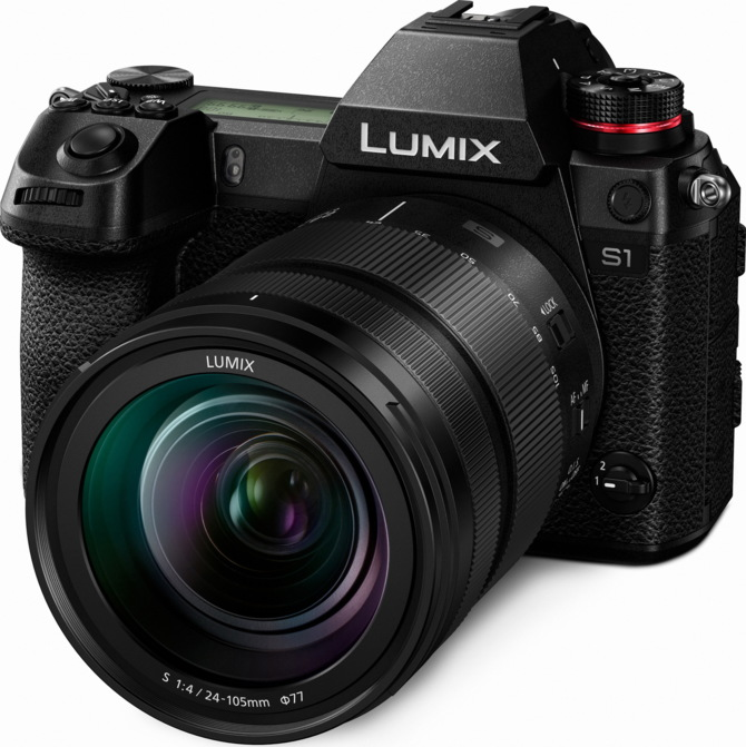 Panasonic Lumix S1 i S1R - kolejne pełnoklatkowe bezlusterkowce [5]