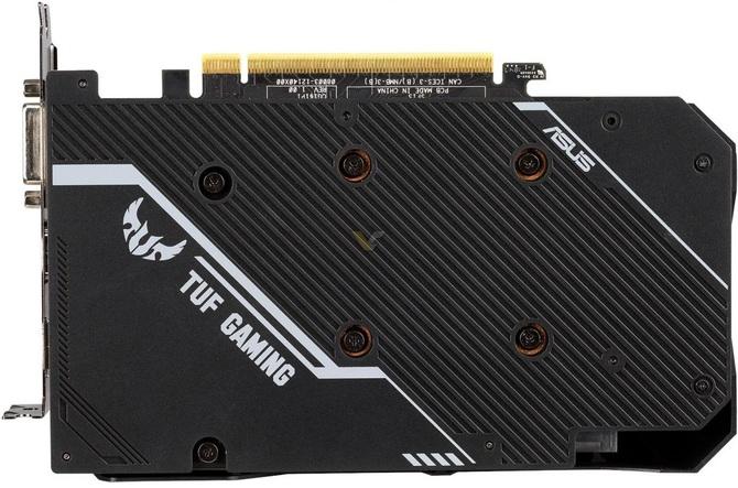 ASUS TUF GeForce RTX 2060 - wytrzymała karta graficzna bez LED [2]