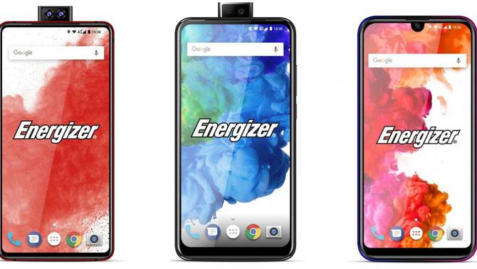 Energizer - 26 modeli smartfonów: składane i z baterią 18 000 mAh [3]