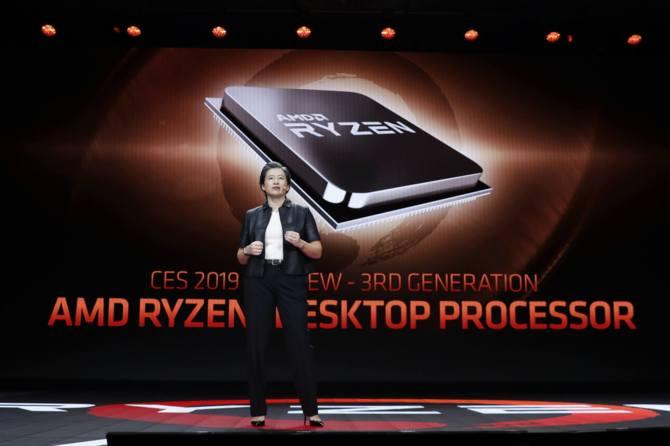 AMD z największym udziałem na rynku procesorów od 2014 roku  [2]
