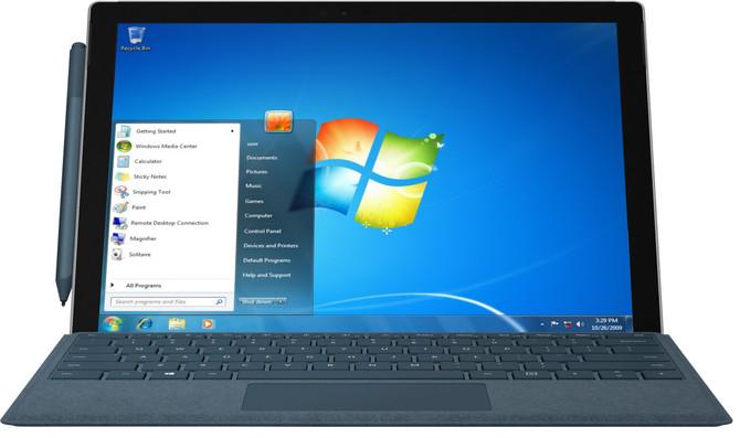 Przedsiębiorcy zostający przy Windows 7 zapłacą do 760 zł rocznie [1]