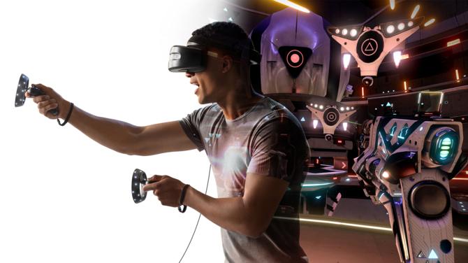 HP wypuści nowy zestaw VR oparty o Windows Mixed Reality [3]