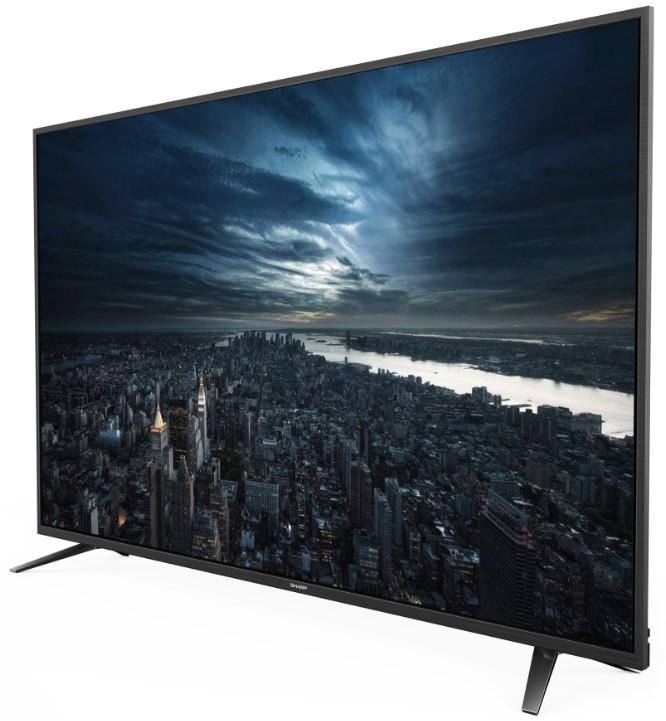 Sharp do wybranych telewizorów dodaje drugi model za darmo [3]
