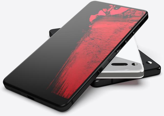 Smartfon Essential PH-2 otrzyma aparat schowany w wyświetlaczu [1]