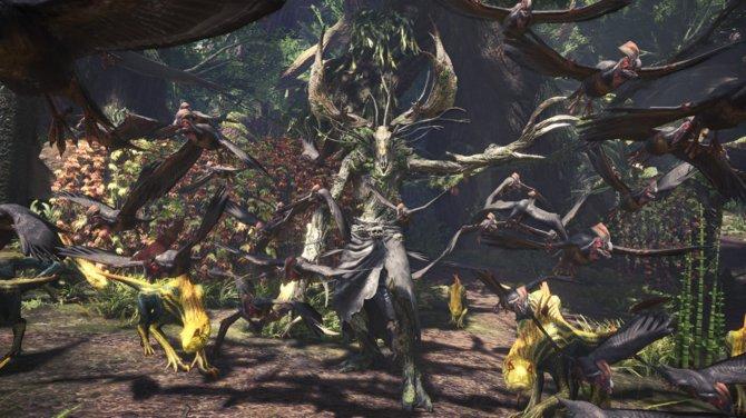 Monster Hunter World z Wiedźminem i rewelacyjną sprzedażą [2]