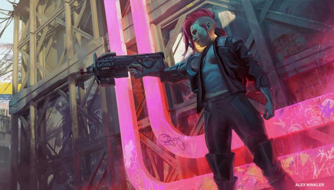 Cyberpunk 2077 nie będzie exclusivem na Epic Store [1]