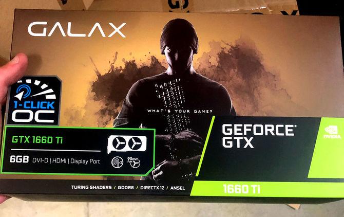GeForce GTX 1660 Ti - zdjęcia kart i opakowań, premiera 22 lutego [2]