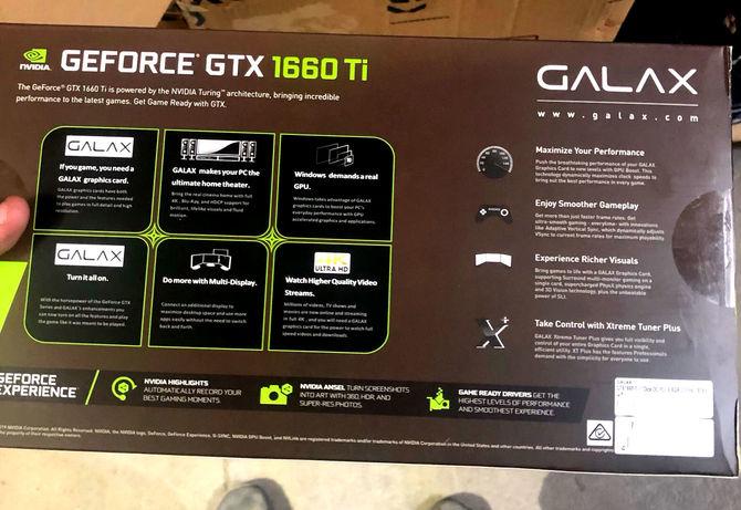 GeForce GTX 1660 Ti - zdjęcia kart i opakowań, premiera 22 lutego [3]