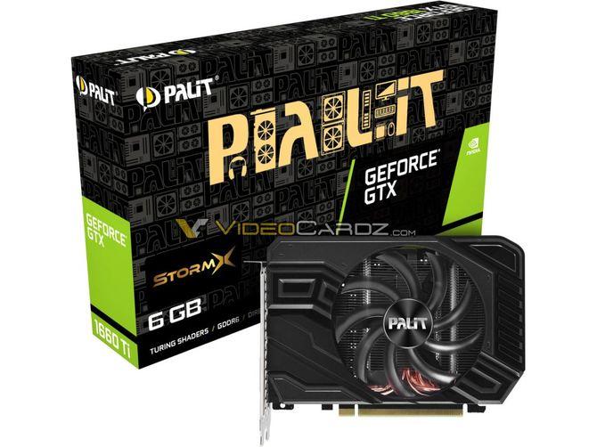 GeForce GTX 1660 Ti - zdjęcia kart i opakowań, premiera 22 lutego [4]