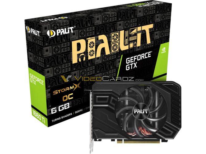 GeForce GTX 1660 Ti - zdjęcia kart i opakowań, premiera 22 lutego [5]