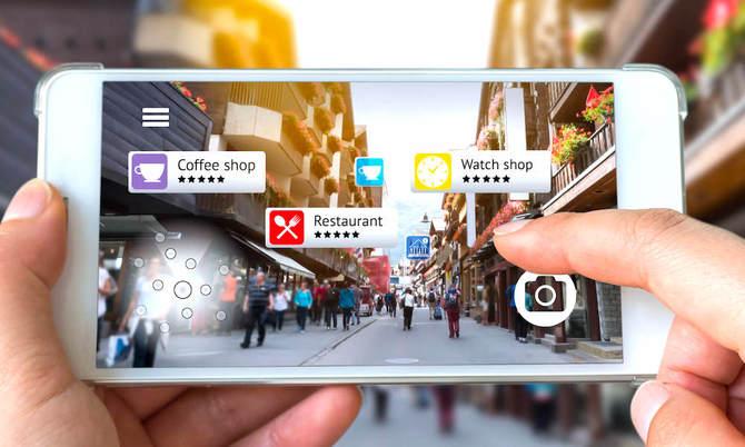 Huawei patentuje okulary AR pracujące w oparciu o smartwatch [1]