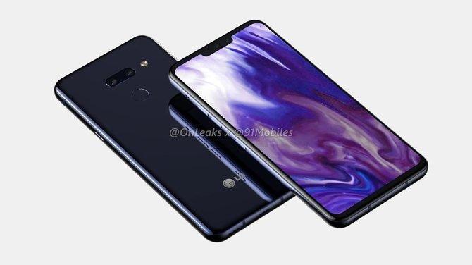 LG G8 ThinQ będzie drogi - może kosztować ponad 4000 zł [1]