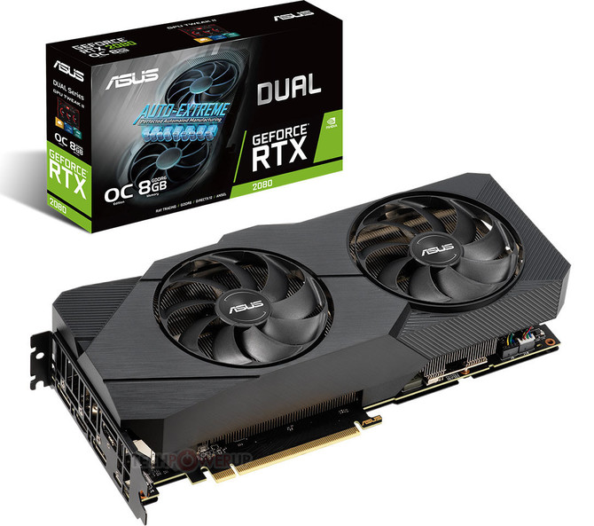 ASUS GeForce RTX 2080 Dual EVO - nowa, solidna karta graficzna [3]