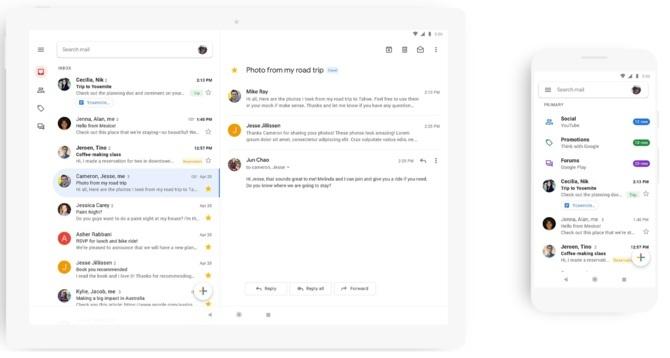 Google rozszerzy funkcjonalność menu kontekstowego w Gmailu [2]