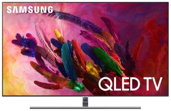 Telewizory QLED Samsung 2019 będą wyposażone w AMD Freesync  [1]
