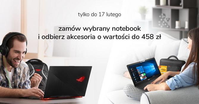 Tydzień laptopów w x-kom - promocje na wybrane modele i gratisy [8]