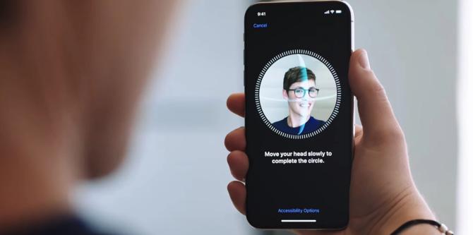 Apple: patent na otwieranie samochodu za pomocą Face ID [2]