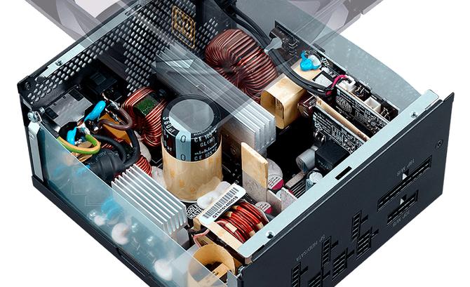 Cooler Master V - Odświeżone zasilacze 80 Plus Gold i Platinum [3]