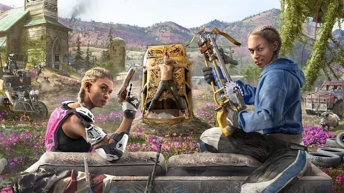 Far Cry: New Dawn - w grze dostaniemy namiastkę gry Splinter Cell [4]