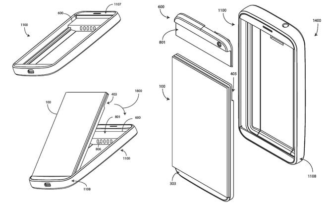 Patent Google: firma rozważa zbudowanie modułowego smartfona [1]