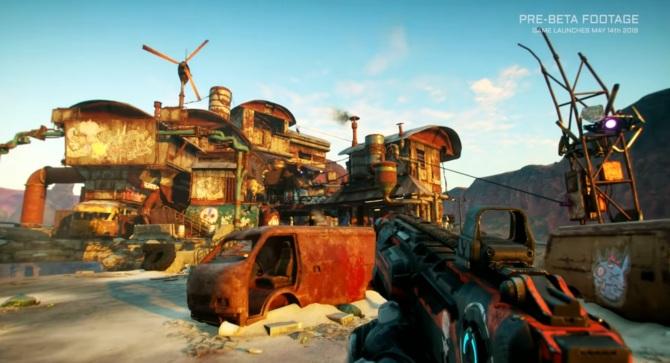 Rage 2: 10-minutowy gameplay zapowiada dynamiczny shooter [1]