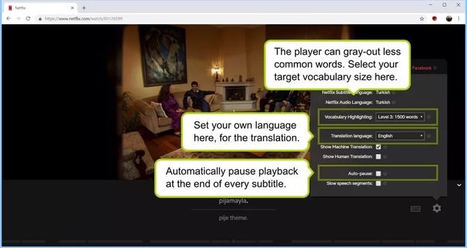 Rozszerzenie Chrome pozwoli na naukę języków z Netflixem [1]