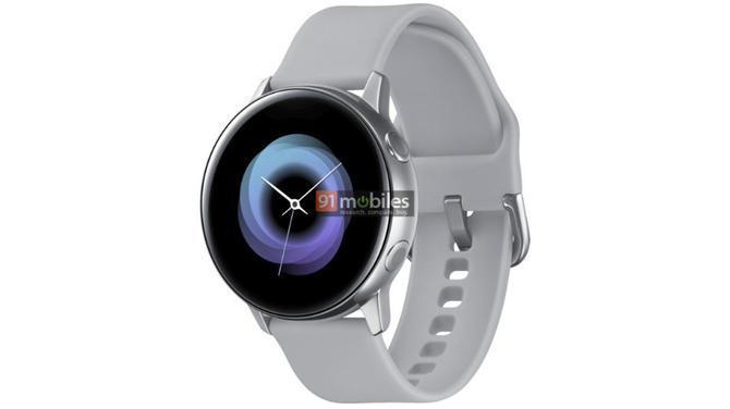 Samsung Galaxy Watch Active - specyfikacja i rendery systemu [2]