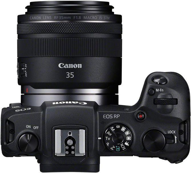 Canon EOS RP - pełnoklatowy bezlusterkowiec dla amatorów [2]
