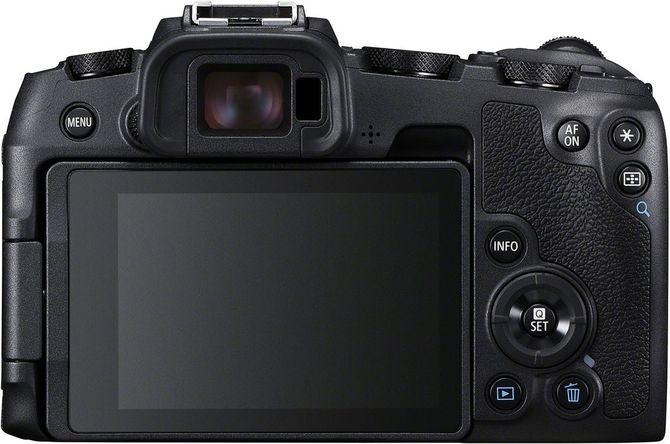 Canon EOS RP - pełnoklatowy bezlusterkowiec dla amatorów [3]