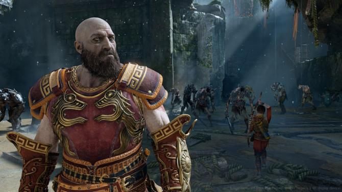 DICE Awards: God of War grą roku, zdobywa 8 innych wyróżnień [1]