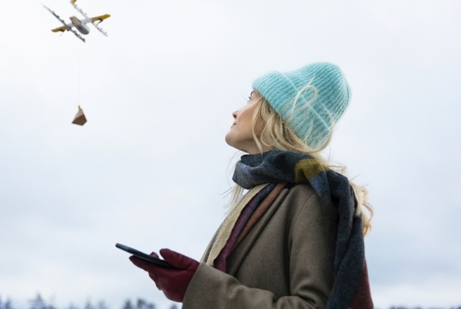 Drony w USA z obowiązkową tablicą rejestracyjną na zewnątrz  [1]