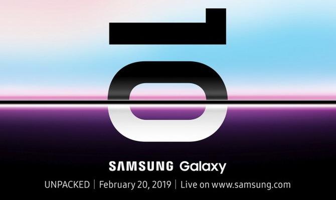 Co pokaże Samsung na premierę smartfona Galaxy S10? [3]