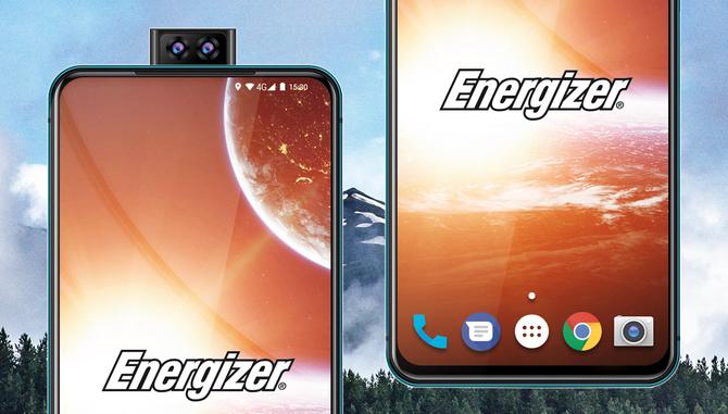 Energizer Power Max P18K Pop - smartfon z baterią 18000 mAh [1]