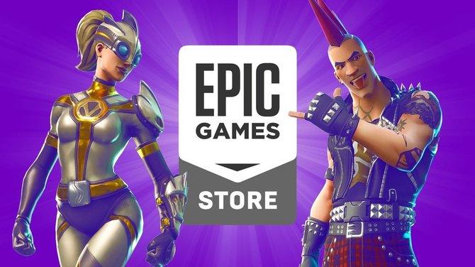 Epic Store - lista wszystkich gier dostępnych na wyłączność [1]