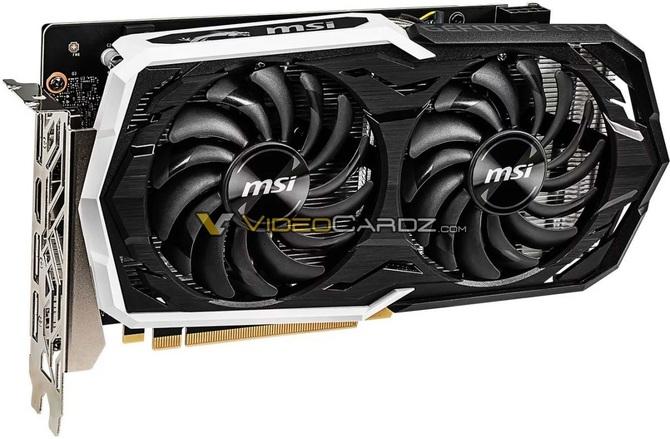 GeForce GTX 1660 Ti - zdjęcia rdzenia TU116 i autorskich kart od MSI [4]