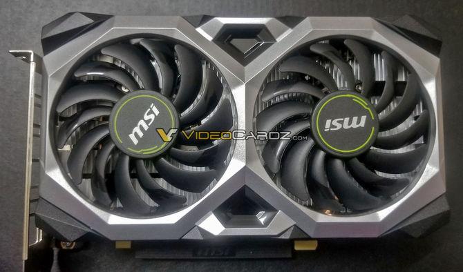 GeForce GTX 1660 Ti - zdjęcia rdzenia TU116 i autorskich kart od MSI [5]