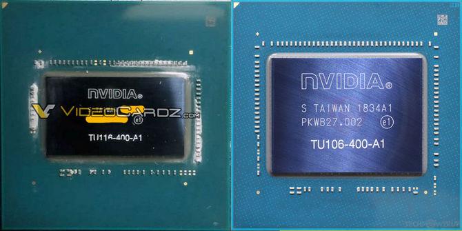 GeForce GTX 1660 Ti - zdjęcia rdzenia TU116 i autorskich kart od MSI [7]