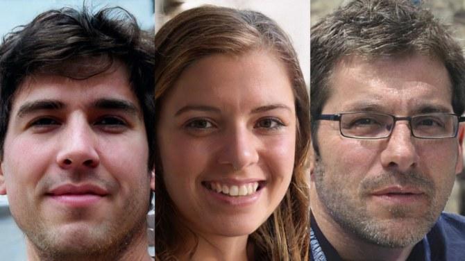 Strona do generowania twarzy wykorzystująca NVIDIA StyleGAN  [2]