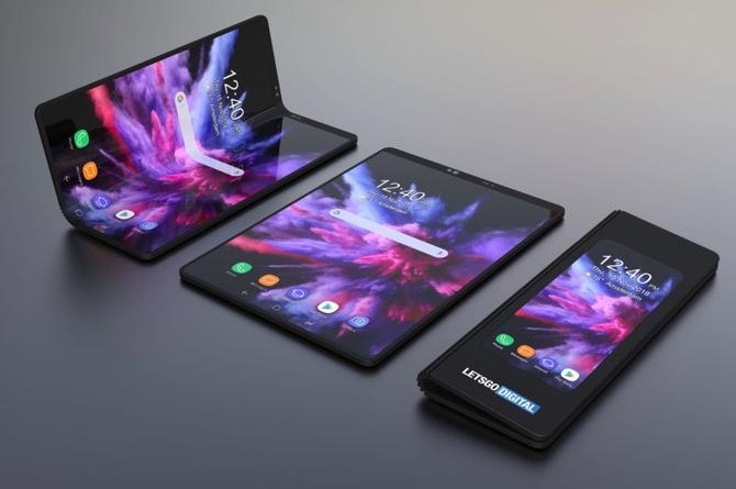 LG tłumaczy dlaczego jest jeszcze za wcześnie na składane telefony [3]