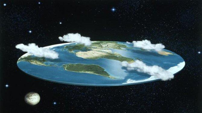YouTube uznany za źródło m. in. teorii Płaska Ziemia [3]