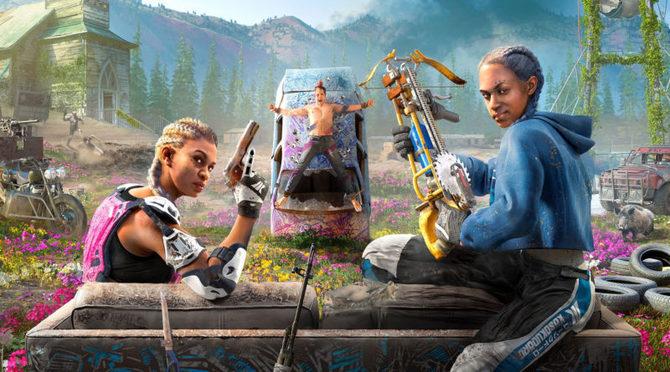 Far Cry New Dawn - sprzedaż gry znacznie gorsza niż Far Cry 5 [2]