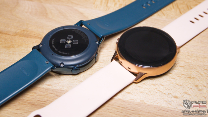 Galaxy Watch Active i Galaxy Fit - nowe wearables od Samsunga [1]